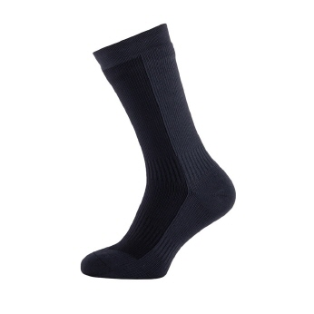 Super Thin Ankle Sock - black/grey